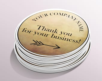 Thank you, Business Thank you, Thank You Stickers, Small Shop Stickers, Etsy Shop Stickers, Business Packaging, Stickers for Orders,