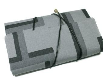 adjustable adaptable pocketbook unisex fabric