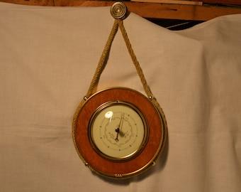 Vintage 1970's Barometer - Brand: FORSTER