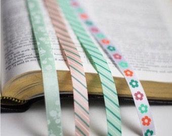 Bookmark, Bible Cover, Bible Tabs, Bible Journaling, 21st Birthday Gift, Prayer Journal, Bible Bookmark, Bible Study, Bible Verse, Birthday