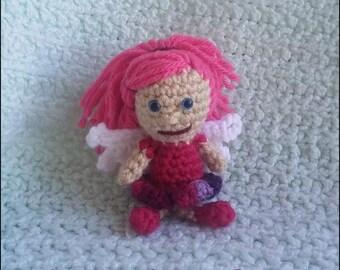 Crochet Pattern - Amy the Fairy