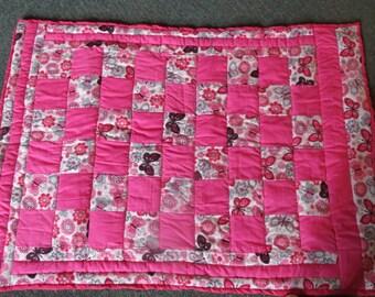 Quilt Butterflies 40x54