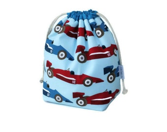 Kids insulated lunch sack - Cars