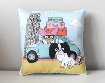 Chihuahua Mini Cushion