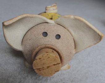 Piggy Bank - MADE TO ORDER