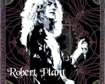 Legendary Robert Plant T-Shirt