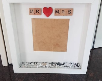 Wedding Present Picture Frame