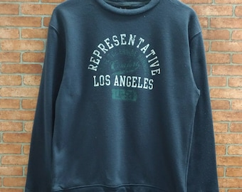 Rare!! Barcedos sweatshirt (Representative Los Angeles Medium Size