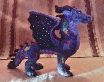 Custom Dragon Figure Lvl2 - highly detailed customizable fantasy creature