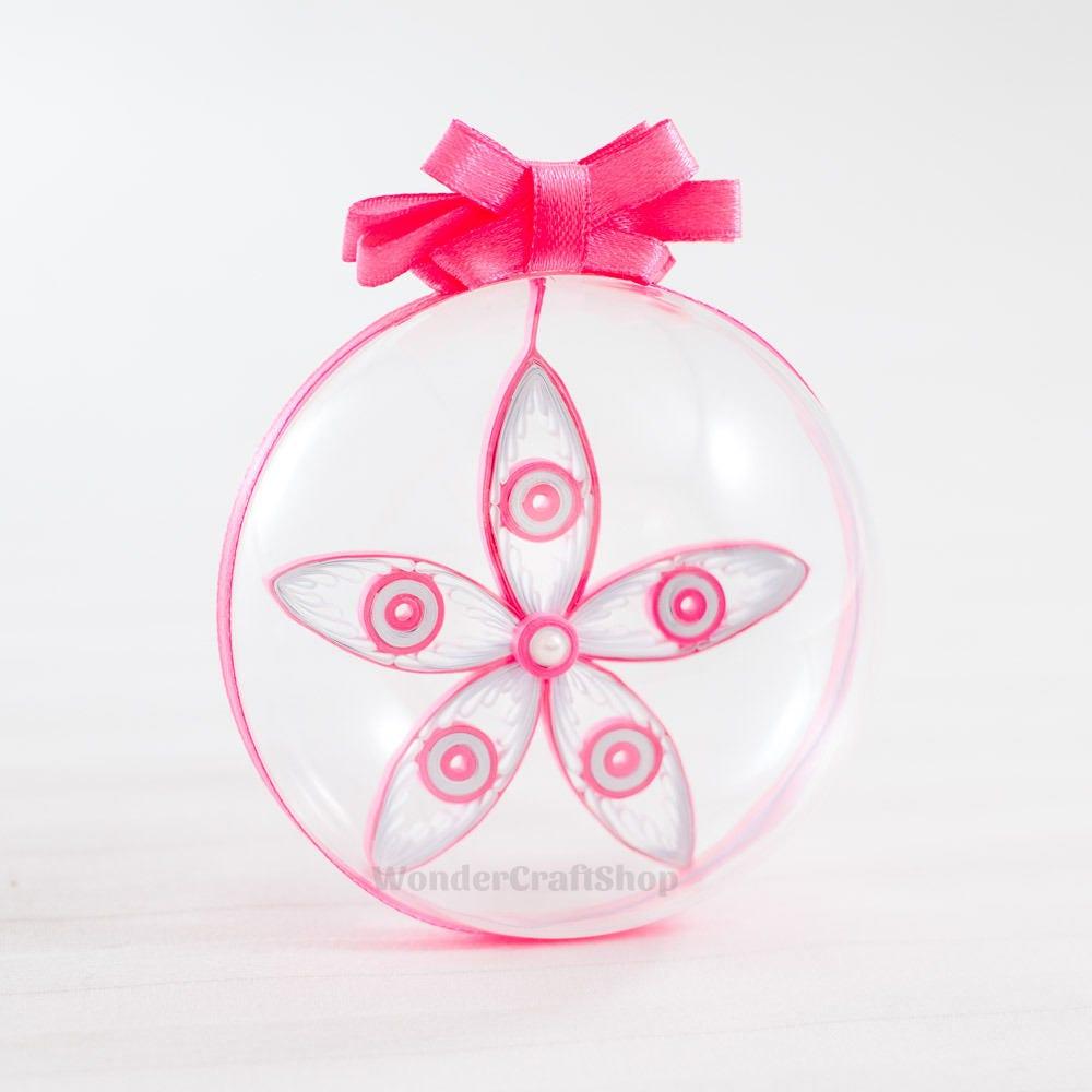 christmas gift for neighbour chrsitmas ornament paper