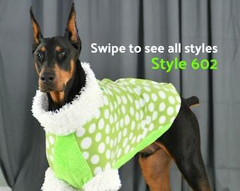 dog coats for large dogs, winter dog coats, big dog coats, big Dog jackets, coats for Dobermans, jackets for big dogs, coats for big dogs