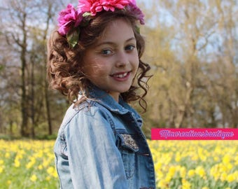 Blossoming Springs Headband