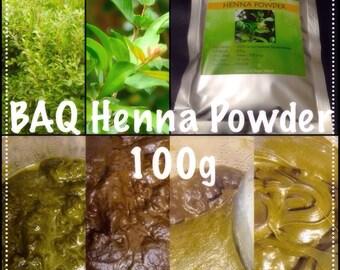 Rajasthani Body Art Quality Henna Powder-100g