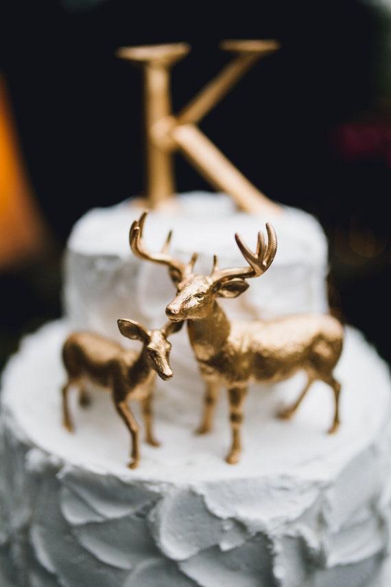 Deer Cake Topper Australia