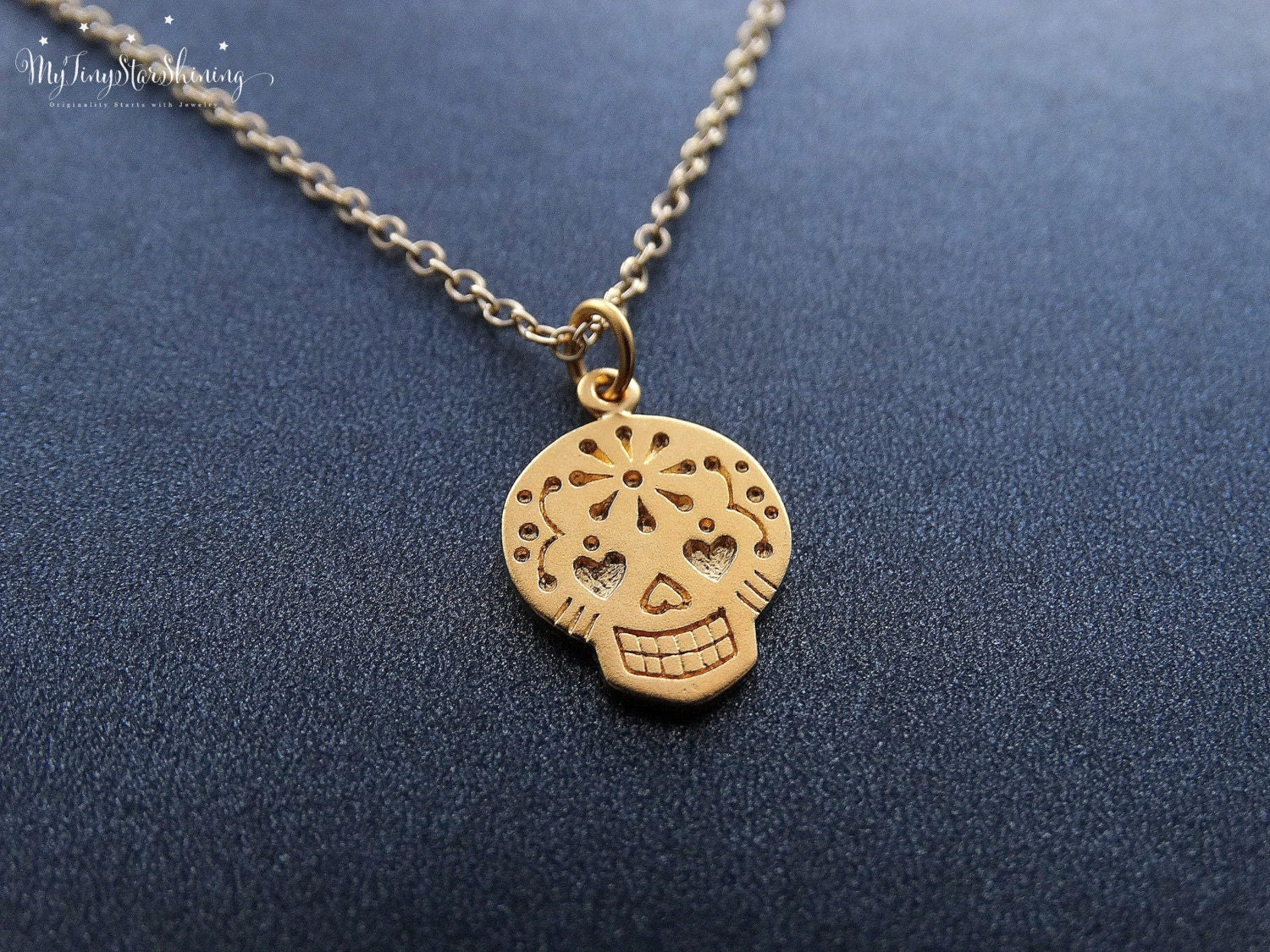 cool pendant your jewelry large to something sugar of give pin dead skull wear day neck the