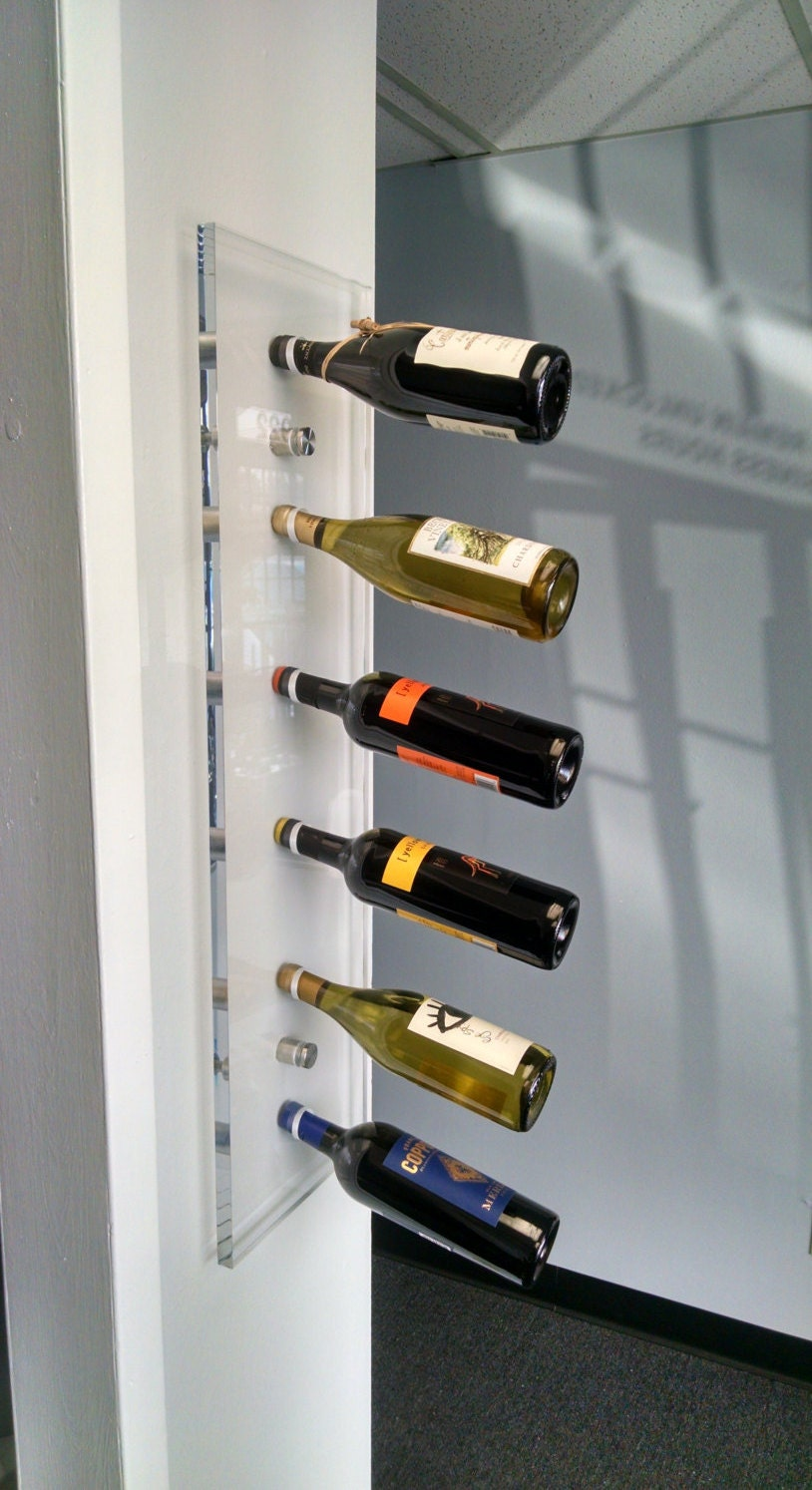 Marvelous Wall Wine Racks Part - 8: ?zoom