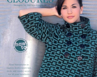 50% off Cardigans and Closures Knitting Pattern