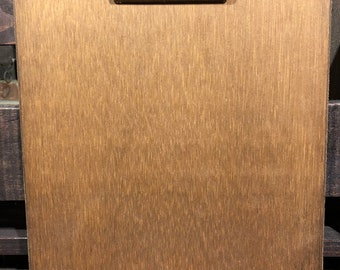 Menu Clipboards - Restaurant Menu Clipboard - Large Menu Board - Photo Display