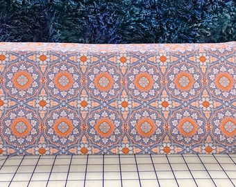 Brother ScanNCut2 Dust Cover - Blue and Orange Patterned