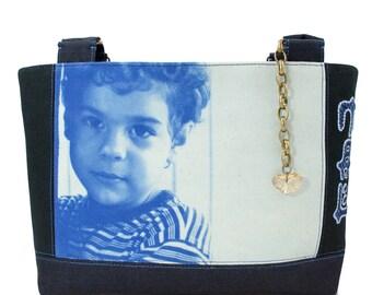 Kandi Zip Top Tote Bag Pattern
