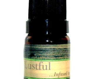Lustful - 100% handmade, all natural perfume