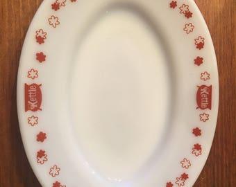 Pyrex Kettle Platter Corning