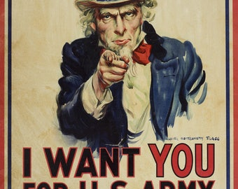 Army Poster, i want you, patriotic, us army, military, i want you poster, recruiting, wwii poster, military recruitment, i want you for army