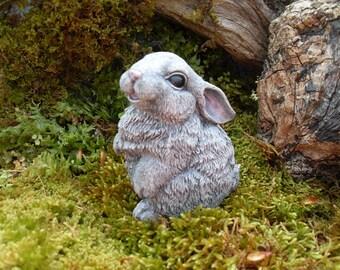 Rabbit, Rabbit Statue, Bunny Garden Statue, Rabbit Memorial Statue, Hare Statue