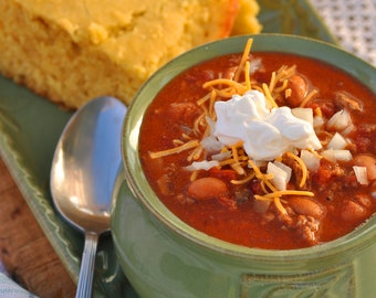 Easy Homemade Chili Recipe, Chili Recipe, Digital Chili Recipe, Instant Download Chili Recipe