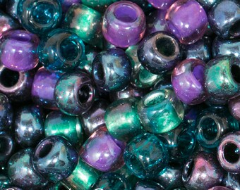 Big & Bodacious 3/0 Toho Seed Bead Mix, 4233, Exclusive Toho Big and Bodacious Seed Bead Mix, 20 Grams