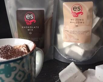 Khokolate Mix and Melting Mallows set