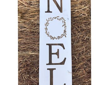 Noel Sign   Noel Wooden Sign   Rustic Christmas Decorations   Wooden Christmas Signs   Christmas Decor   Shabby Chic Christmas Sign   Xmas
