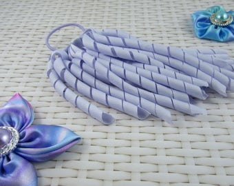 Korker Hair Tie - Purples