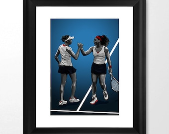 Serena & Venus Williams Tennis