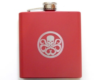 Engraved Hydra Flask