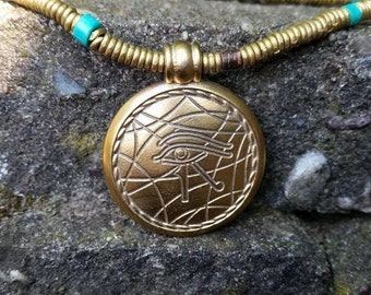STARGATE - necklace of Ra movie prop replica