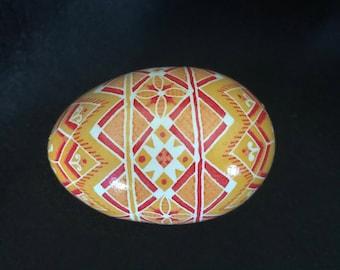Pysanky - duck egg
