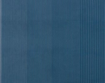 Lake Stitched- Stitched Collection from Robert Kaufman, Cotton Chambray Fabric