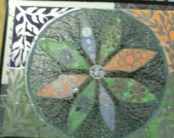 Tree Mandala Puzzle