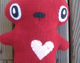 Super Cute RED Mascot