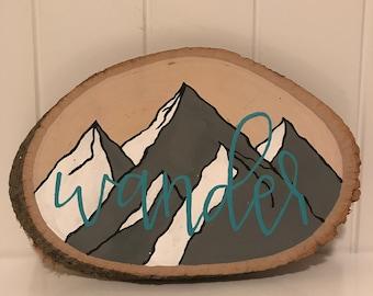Wander Mountains