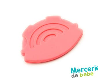 Large decorative element pink sewing - B42 - R5