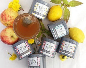Antioxidant Tea Set (Caffeine Free Tea)