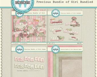 Precious Bundle of Girl  Kit