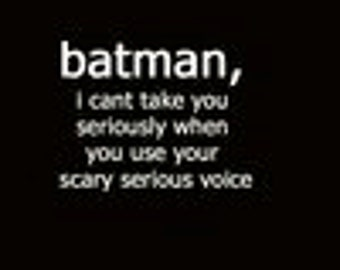 Batman Crossbody Purse