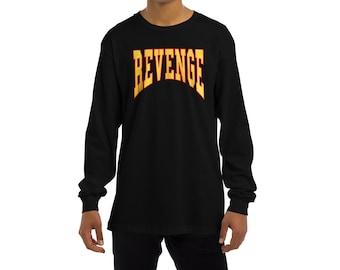 REVENGE - Summer Sixteen Long-Sleeve DRAKE T-Shirt
