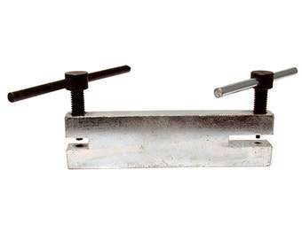 Screw Down Hole Punch - for Metal Stamping and DIY Jewelry Projects, Jewelry Making Tools & Supplies Beaducation (PUN004)