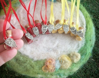 Wizard Boy Party Favors Hedwig White Owl Charm Magic Castle Book Week Movie Night Hogwarts Birthday Party Quidditch
