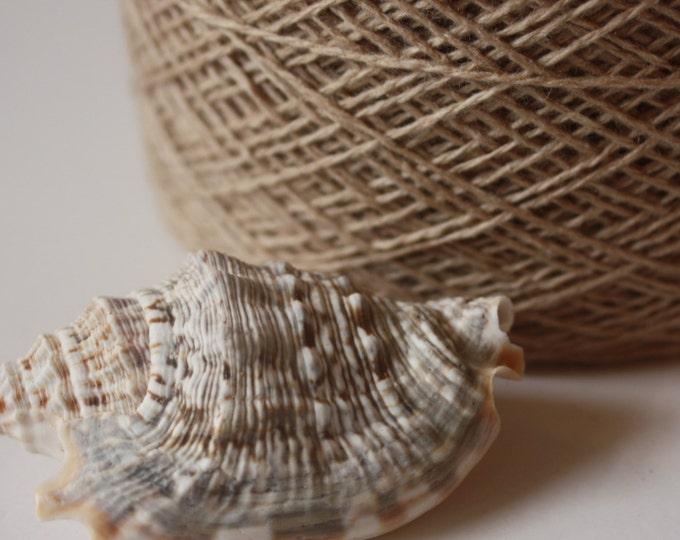 Coastal Col: 60 Lambswool-Cotton Blend
