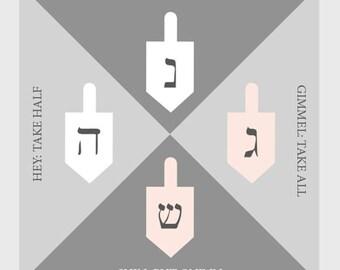 How to Play Hanukkah Dreidel: A Definitive Guide
